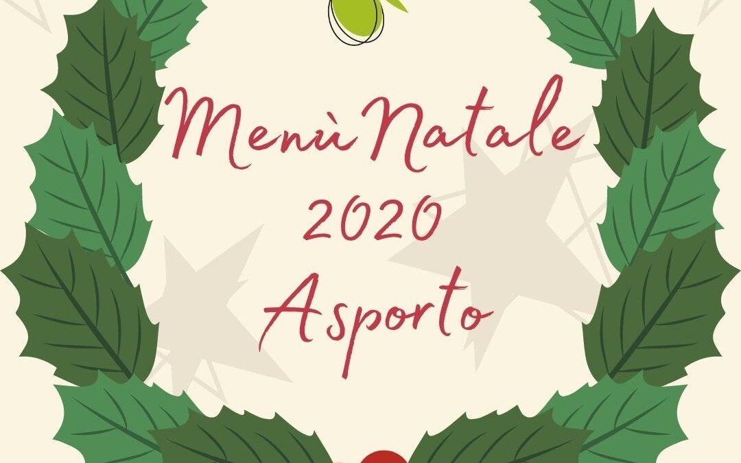 Natale 2020 asporto e delivery